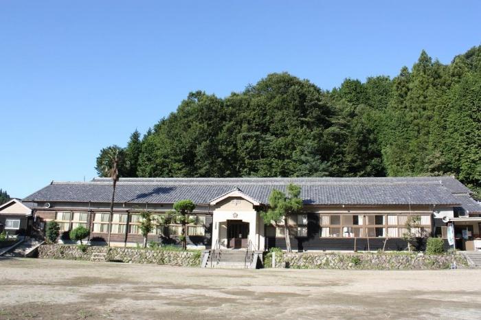 旧博要小学校