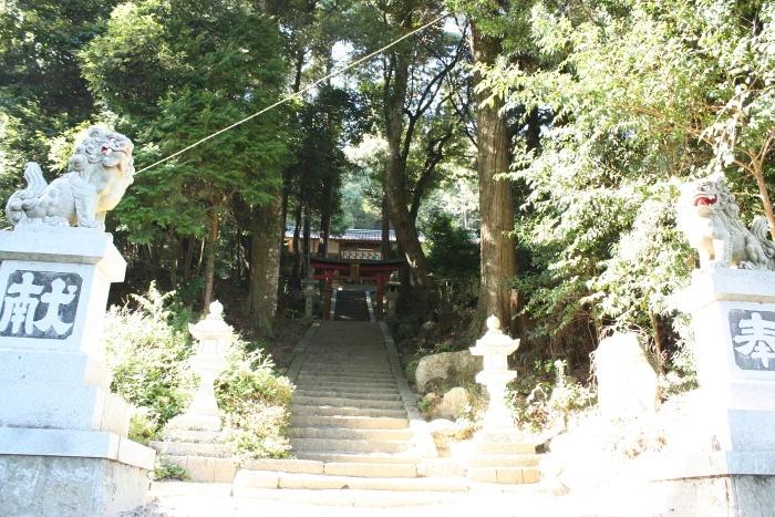 応感(おうかん)神社