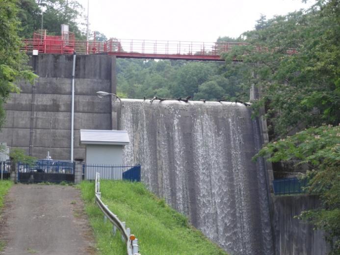 西米の川ダム