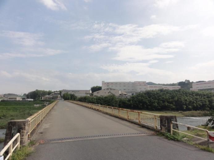 岩倉(いわくら)大橋