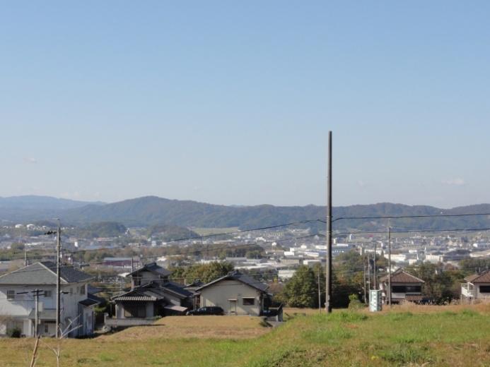 桜が丘からの展望